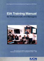 EIA training manual in selected sectors for professionals and managers